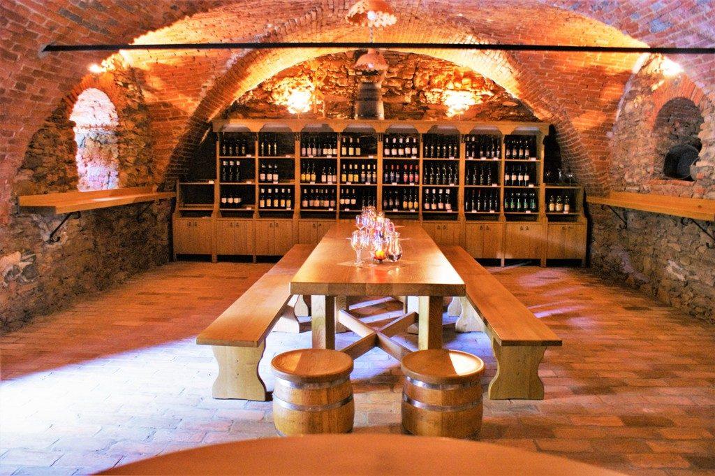 Vidova klet Wine Cellar