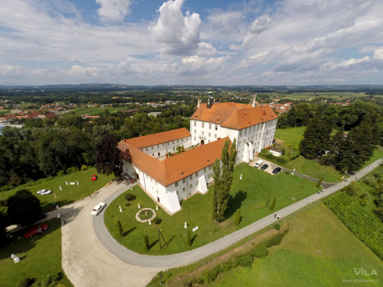 Schloss-Gornja-Radgona-Bad-Radkersburg